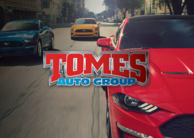 Tomes Auto Group