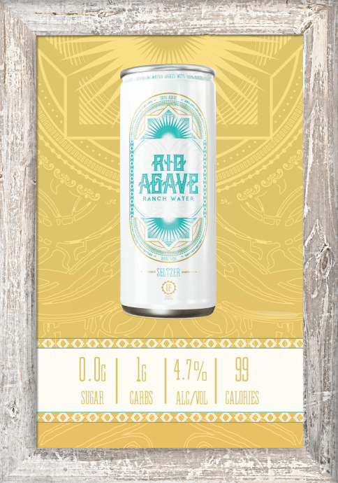 Rio Agave Poster 02